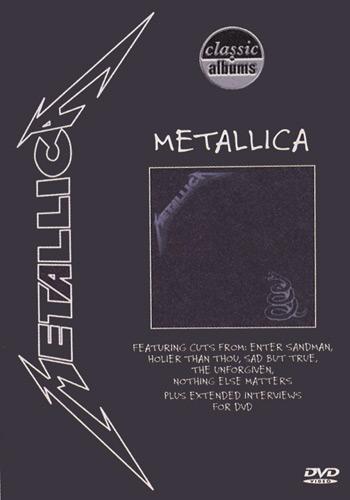 Metalica black album 1991